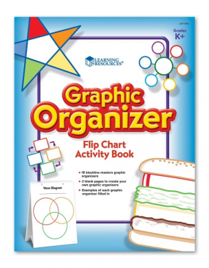 Learning Resources Graphic Organiser Flip Chart