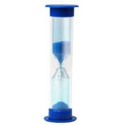 2 Two Minute Sandtimer - Egg Timer -Kids Toothbrush Timer - 120 Seconds - Teaching Games
