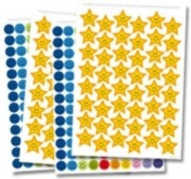 Reward stickers (for Ultimate Potty Chart and Good Night Sleep Tight Chart)