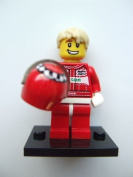Lego Minifigures Series 3 - Race Car Driver [Toy]