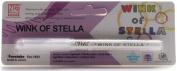 Zig MS401P-999 Zig Memory System Wink Of Stella Glitter Marker -packaged-Glitter Clear