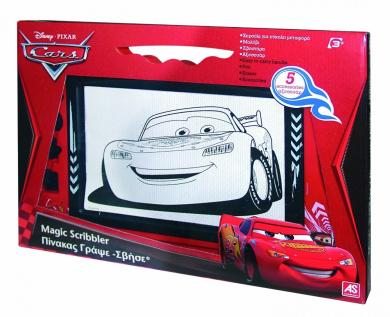 Disney Pixar Cars Magnetic Drawing Board