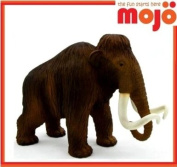 MOJO WOOLLY MAMMOTH HAND PAINTED REPLICA ANIMAL COLLECTABLE TOY FIGURE 387049