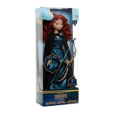 Disney Pixar Merida Talking Doll 41cm
