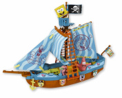 Simba Smoby Spongebob Pirate Boat Playset