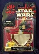 Star Wars Action Figures Episode 1 Tatooine Accessory Set