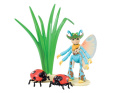 Tree Fu Tom Deluxe Figure Ariela with Ladybirds