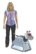 Doctor Who 13cm Action Figure - Rose & K9