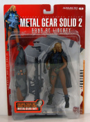 McFarlane Toys - Metal Gear Solid 2 - Sons of Liberty - Ultra Action Figures - Fortune