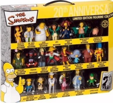 United Labels The Simpsons 20th Anniversary Limited
