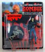 Cult Cinema Collection - Zombie - Dawn of the Dead - Motorcycle Rider - Figure #4