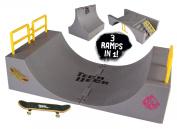 Tech Deck Triple Set Combo Ramp