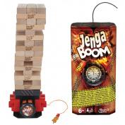 Jenga Boom Game.