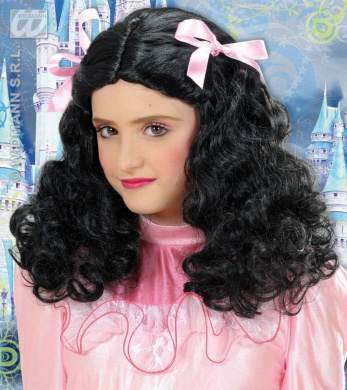 Gracious Princess - Brown Wig for Hair Accessory Fancy Dress