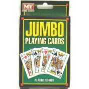 MY Games Jumbo Playing Cards