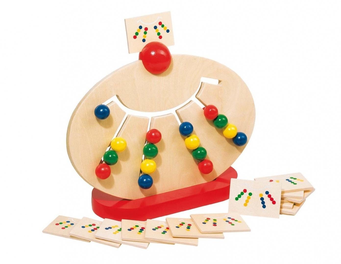Holzspielzeug GOKI Gollnest & Kiesel Triangel NEU
