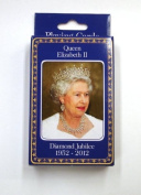 Diamond Jubilee Playing Cards (Queen){Blue Pack}