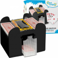 GreatGadgets 2128 6-Deck Automatic Card Shuffler