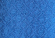 Suited Poker Speed cloth, water resistant - Blue