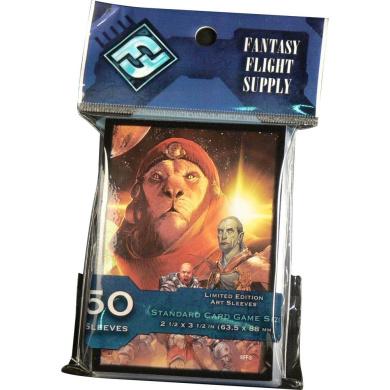 Fantasy Flight Games - 50 Art Sleeves Hacan Lord (63.5 x 88 mm)