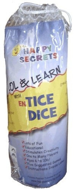 Entice Dice - Role Play, Write a Story, Play Charades and Perform Plays