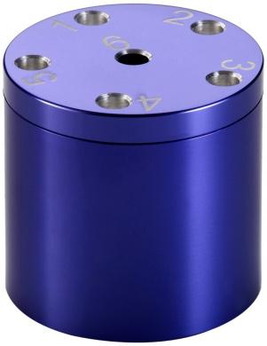 Super Six aluminium - blue, premium