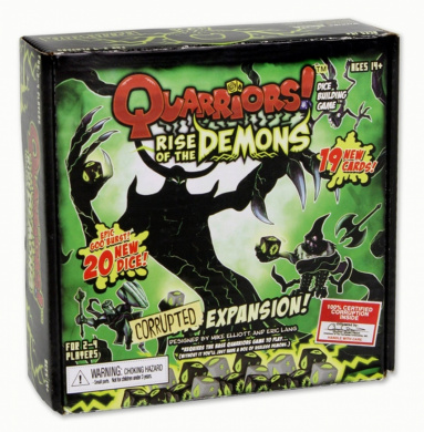 Quarriors Rise of Demons Expansion