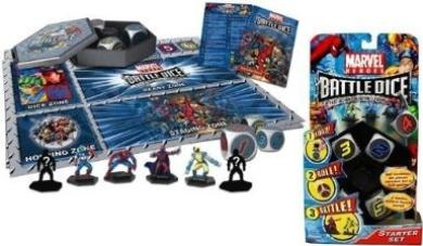 Marvel heroes Battle dice