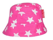 Toby Tiger Unisex Baby Tie Sunhat Star