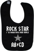 Rock Star (I'm gonna rock your world) AB/CD - Black