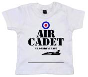 IiE, Air Cadet at Daddy's base, Baby Boy T-shirt