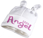 Spoilt Rotten - 100% Angel Baby Knot Hat