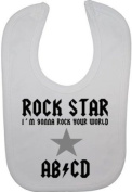 Rock Star (I'm gonna rock your world AB/CD) - White