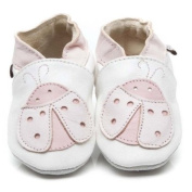 Soft Leather Baby Shoes Ladybird 24-36 months