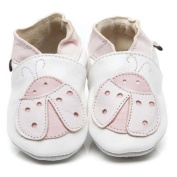 Soft Leather Baby Shoes Ladybird 3-4 years