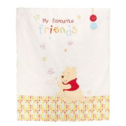 Disney Winnie The Pooh Set includes Quilt and Bumper
