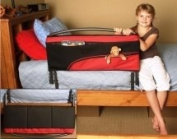 Standers Childrens Safety Bed Rail With Padded Pouch