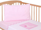 Gluck Bedclothes P-2 Pink Window