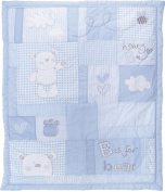 Obaby B is for Bear Quilt and Bumper Set
