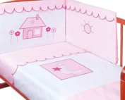 Gluck Bedclothes P-3 Pink Window