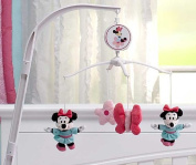 """Minnie Mouse"" Musical Mobile"