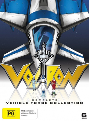 Voltron: Vehicle Force Collection