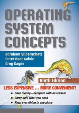 Operating System Concepts 9E Binder Ready Version