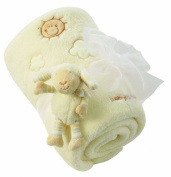 Fehn Baby Love Sheep Fleece Blanket