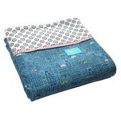 Rosy Cheek Cosy Snuggle Baby Blanket