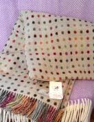 Bronte Prestige Bronte Beige Multi Spot Blanket