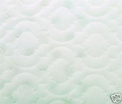 Deluxe Cotbed Mattress 69 / 70cm x 139 / 140cm Spring Standard Cotbed Size 10cm Thick