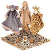 Teddykompaniet - Diinglisar Wild Lion - Baby Comfort Blanket