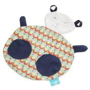 Rosy Cheek Cosy Bamboo and Organic Cotton Panda Splash Baby Comforter