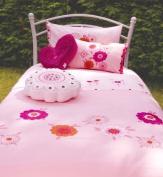 Koodle Doodle Kimoko Designer Bedroom Package Single Bedding, Cushion Theme Flowers